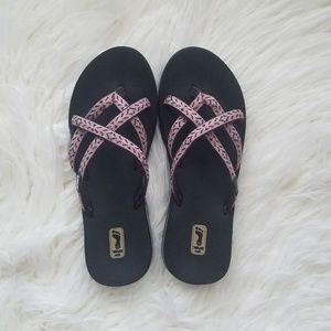 Teva Olowahu Strappy Sandals